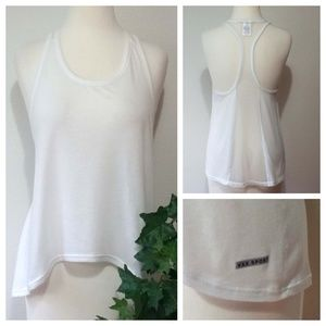 Victoria's Secret Activewear Tank w/ Vented Back